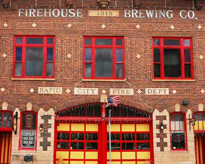 Firehouse Brewing Co historic building