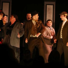 Behind the Scenes of Drood