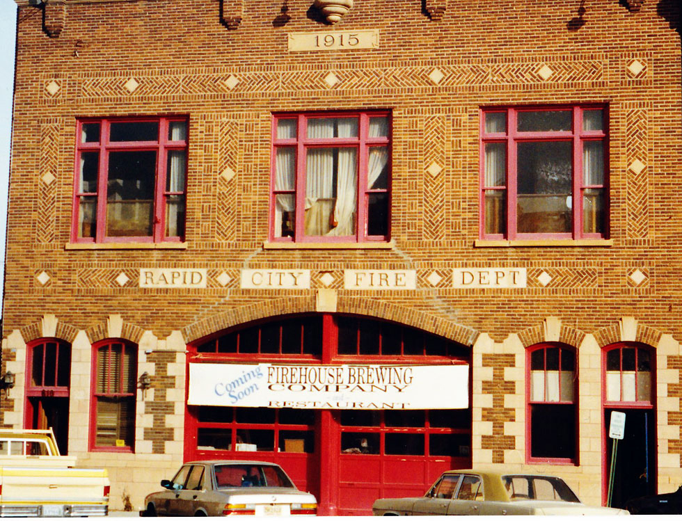 Firehouse Brewing Co. grand opening