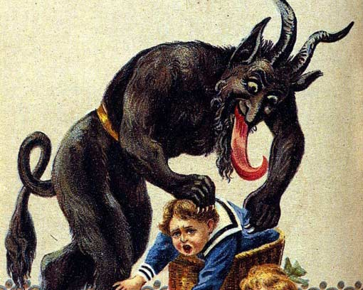 whats a krampus